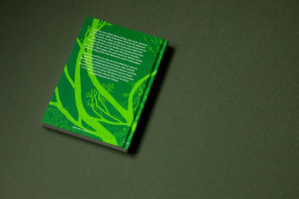 Illustrationen: Rán Flygenring / Layout und Foto: Carolin Rauen