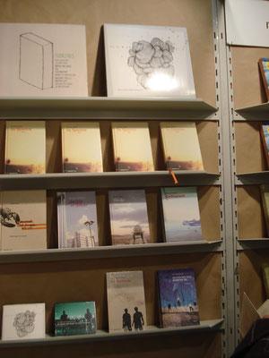 mairisch-Stand, Buchmesse Frankfurt 2011