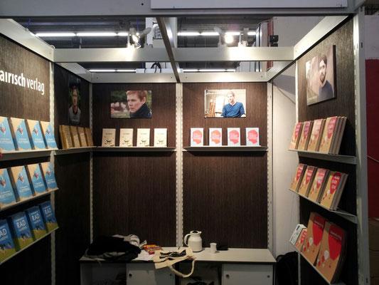 Buchmesse Frankfurt 2014