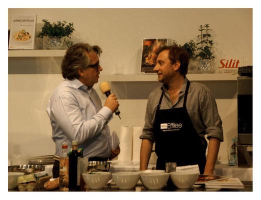 Stevan Paul, Buchmesse Frankfurt 2011