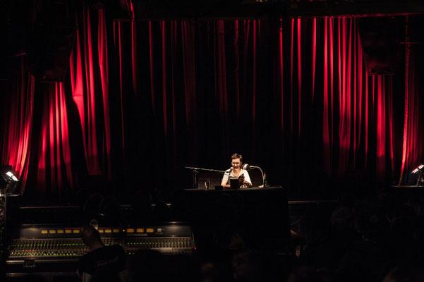 Stefanie de Velasco bei HAM.LIT 2014 (Foto: Gordon Timpen)