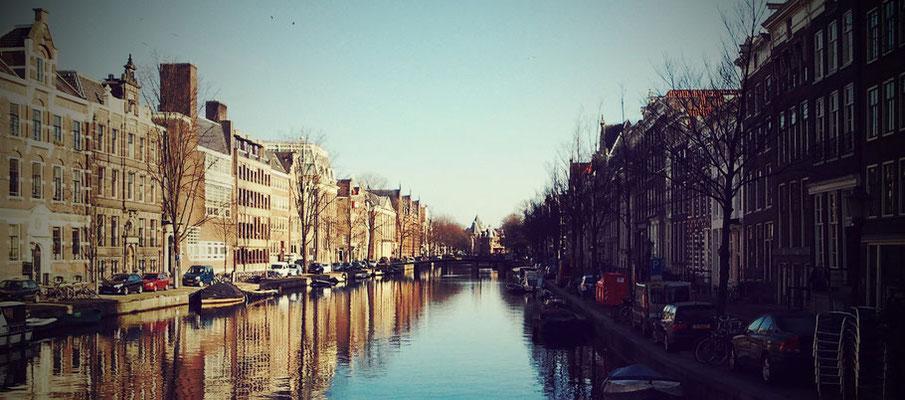 Willkommen in Amsterdam!