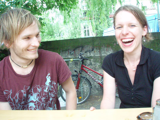 Finn-Ole Heinrich & Steffi Ericke