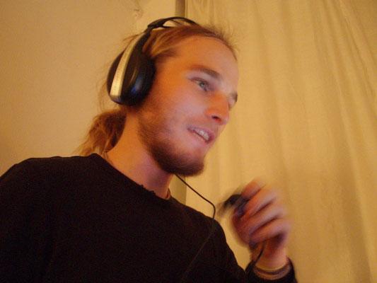 "Finn-Ole Heinrich - Lesung auf ""Second Life"""