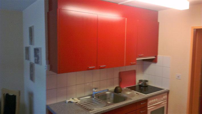 Küchensanierung in Reinach