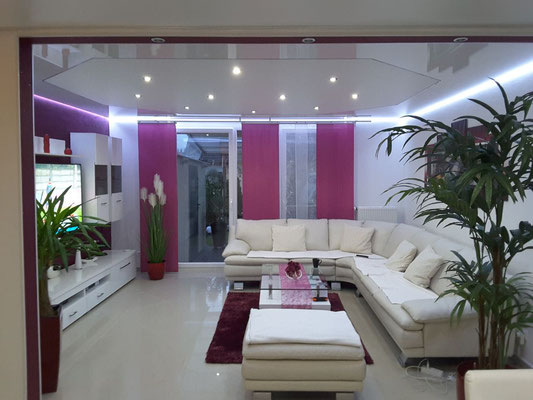 decke abh ngen spanndecken systeme anbieter kosten vergleichen. Black Bedroom Furniture Sets. Home Design Ideas