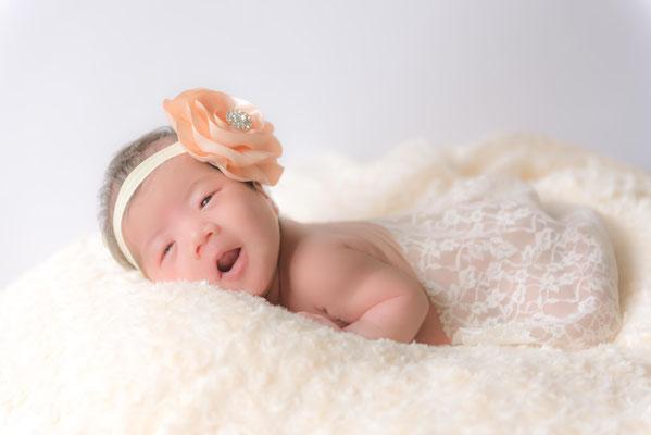 赤ちゃんは裸が一番かわいいですよね。