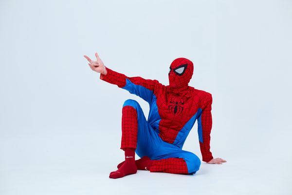 Аниматор человек-паук на детский праздник Истра Дедовск Нахабино