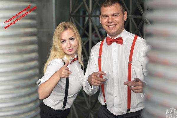 Ведущие на свадьбу в Солнечногорске, тамада на свадьбу в Солнечногорске.