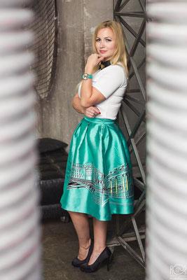 Ведущая на свадьбу в Зеленограде - Татьяна Онегина.