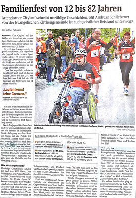 Westfalenpost, 23. Mai 2017