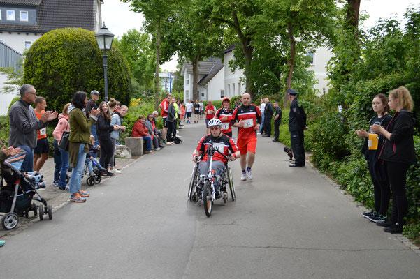 21.05.2017: 25. Attendorner Citylauf // Foto: Joachim Hoberg