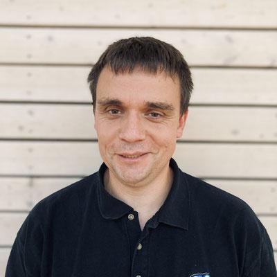 Tim Aubel (Sportlicher Leiter)