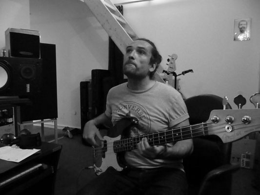 David (bass guitare)