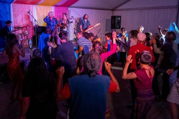 Festival Écologie Intégrale À Ciel Ouvert - Chardenoux Juin 2019