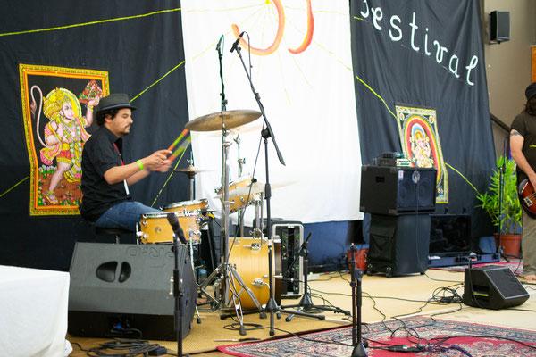 Bhakti Om festival - Gétigné, juillet 2019