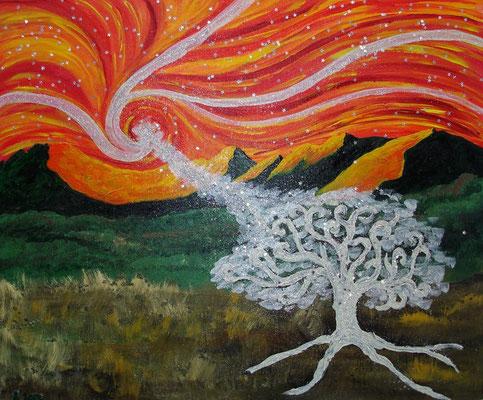 Der heilige Baum, 2006