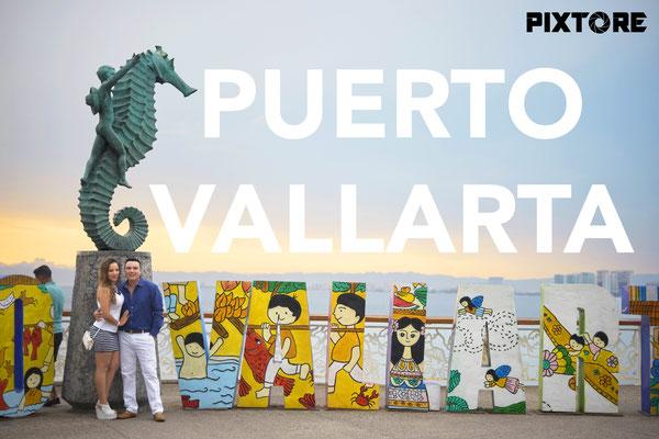 Fotógrafo en  Vallarta