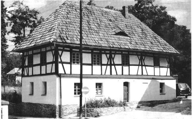 """ehemaliges Henkerhaus auf dem """"Neisser Berg"""""""