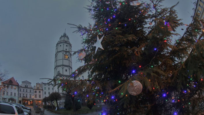 Weihnachten 2015, Foto Henryk Romańczyk