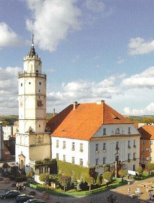 Rathaus 2012, Foto: Henryk Romańczyk