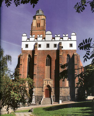St. Johannis Ev.-Kirche, Foto: Rudolf Lux 2015