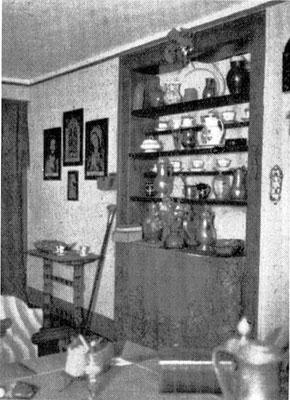 Ausschnitt aus dem ersten Patschkauer Heimatmuseum