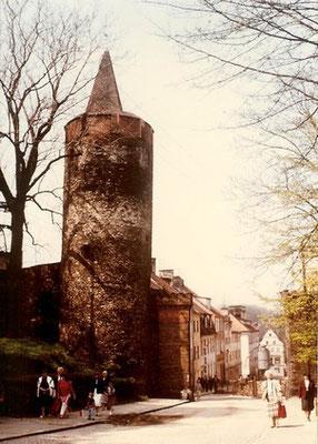 Neisser Tor 1986, Foto: Rudolf Lux