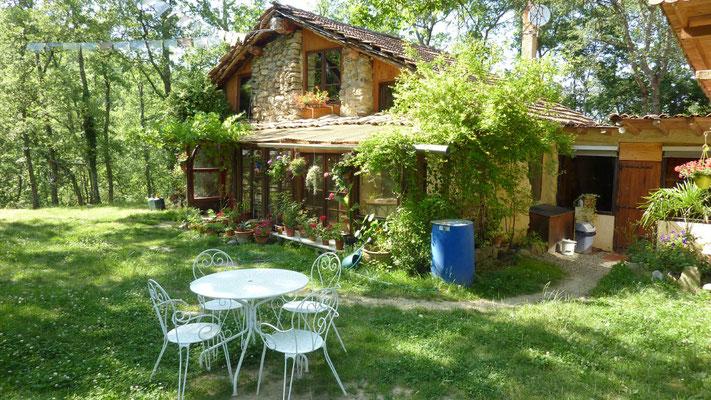 Yoga und Meditationszentrum im  Natur Südfrankreich