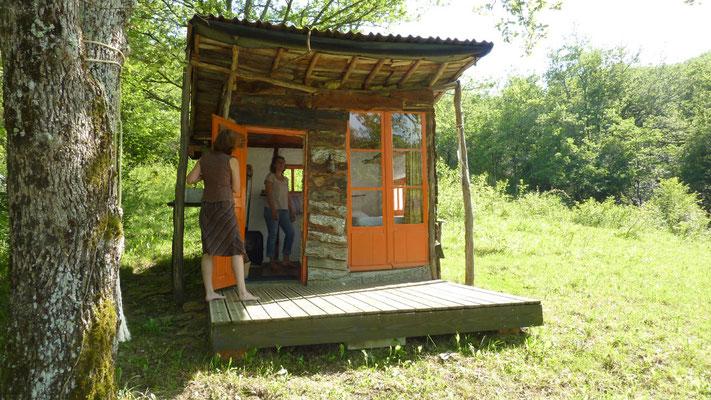 Eco hébergement pour  retraites et vacances de yoga