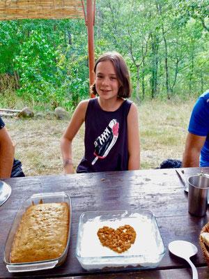 yoga et vacances en famille sud france