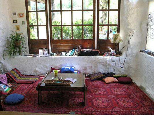 Yoga und Meditation Urlaub im  Natur Südfrankreich