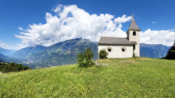 """Kapelle """"Maria Schnee"""" Aschbach, Algund"""
