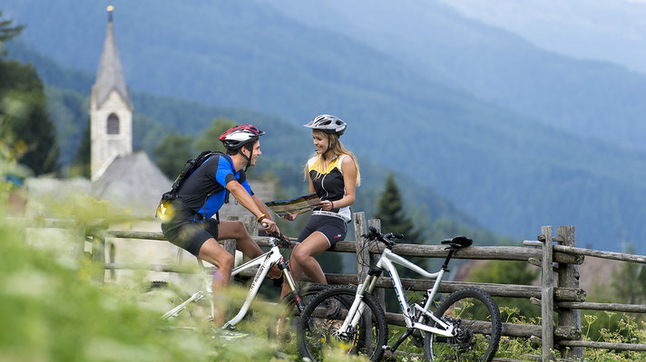 Mountainbike Aschbach