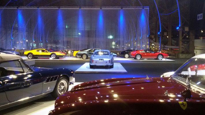Ferrari 70 anni @ Autoworld...