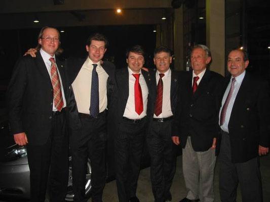 Meeting Sergio Scaglietti. 2005. RIP