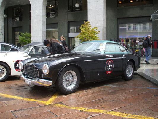 212 Inter Vignale Coupé @ Mille Miglia 2010.