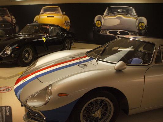 Museo Ferrari, Maranello, 2015.