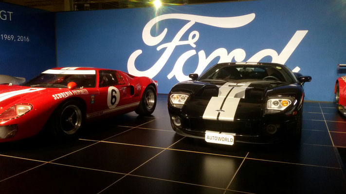 Great Ford GT @ Autoworld Brussels.