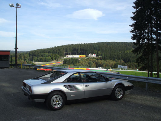 Mondial prefers parking @ Spa.