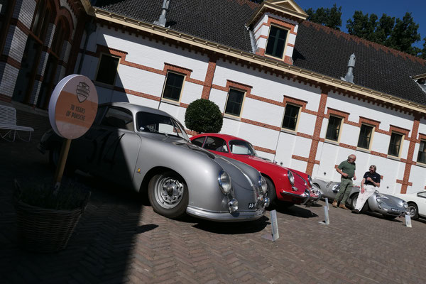 70 Years of Porsche with Gijs van Lennep.