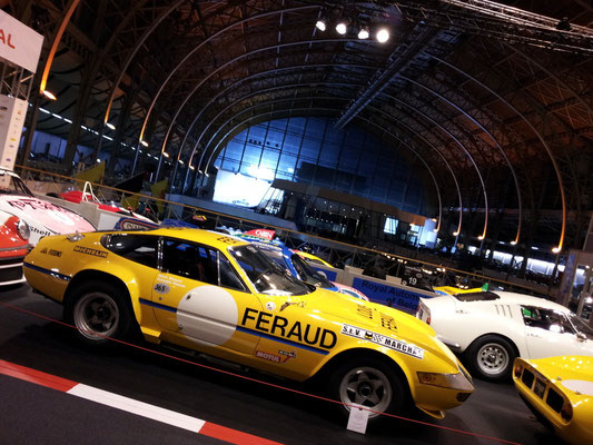 Belgian Racing Legends exhibition, Brussels, 2011.