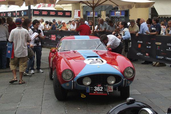 250 TdF @ Mille Miglia, 2009.