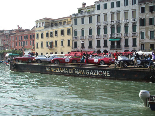 Ferrari Gran Tour, Venezia, 2011.