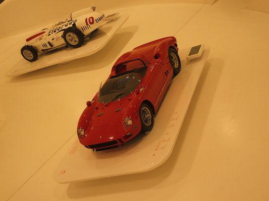 Museo Casa Natale Enzo Ferrari, Modena, 2013.