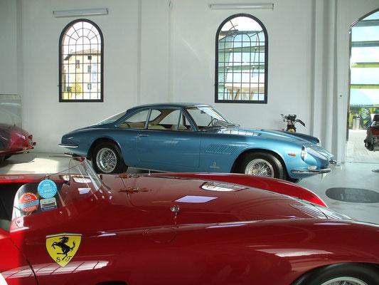 S/N 5951 @ Casa Natale Enzo Ferrari, Modena, 2014.