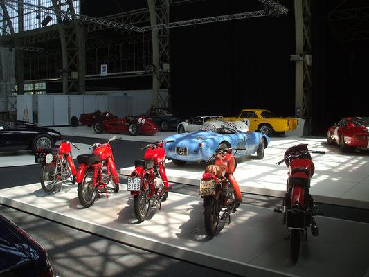 100 years Maserati @ Autoworld, 2014.