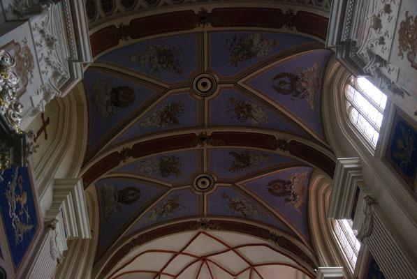 La cathédrale Saint Pierre et Paul