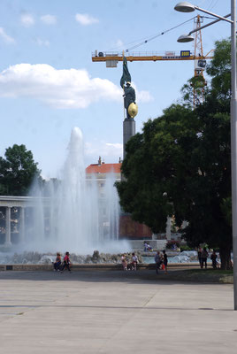 Monument à la gloire des soldats soviétiques libérateurs