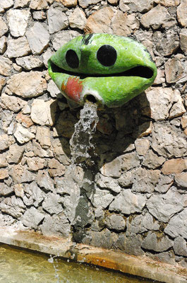 """Gargouille (dans le """"labyrinthe"""")"""
